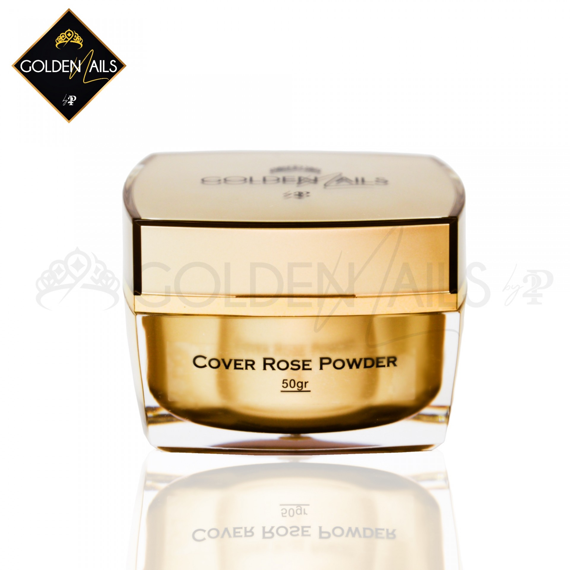 Psas Nails - GN COVER ROSE POWDER
